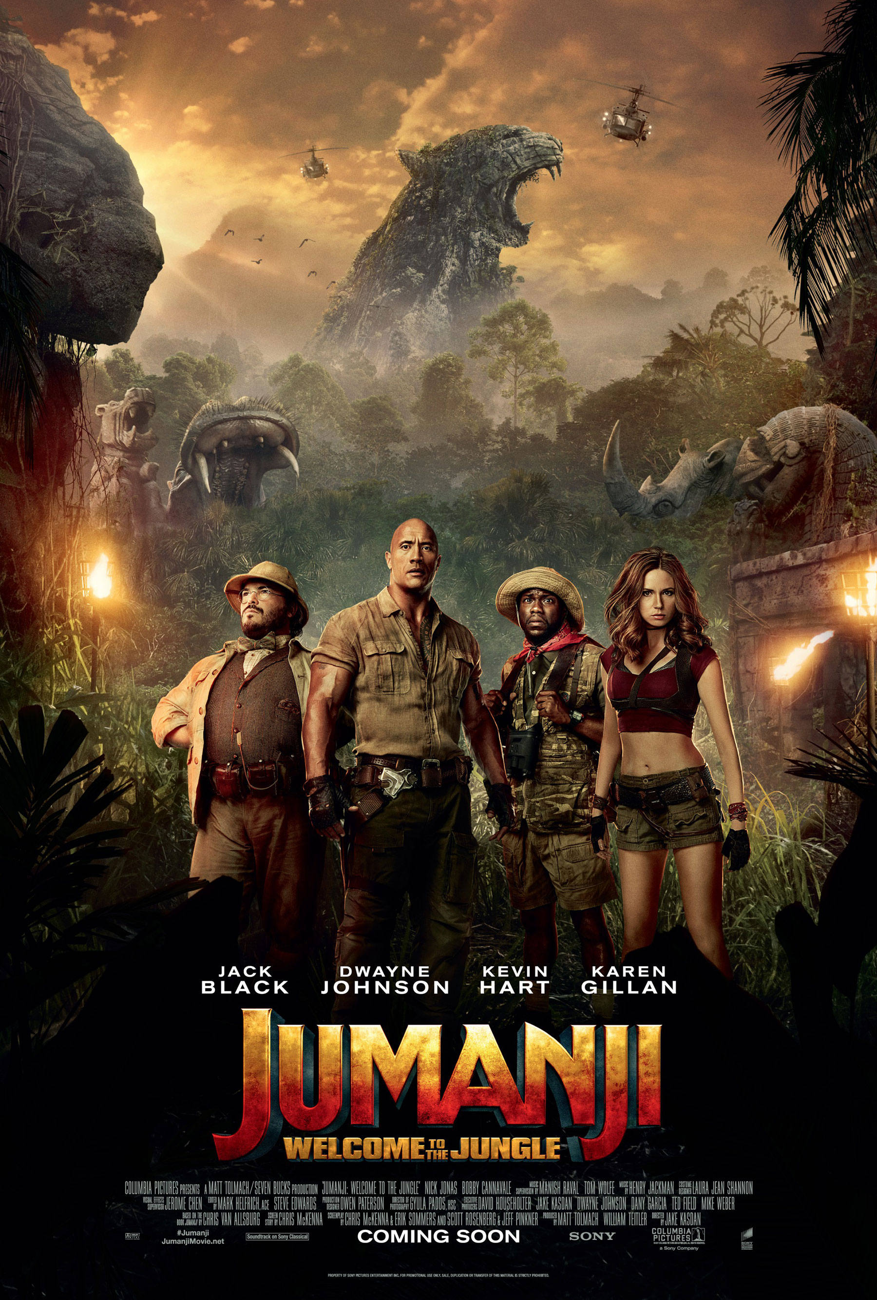 Jumanji (The New One) - 03/27/2021