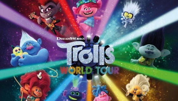 Hammond Movie Night - Trolls World Tour - 3/5/21